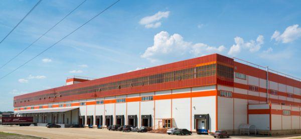 Офисно-складской комплекс ВС-Логистик