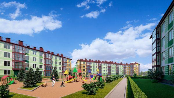 2-я Фотография ЖК «Образцовый квартал 8»