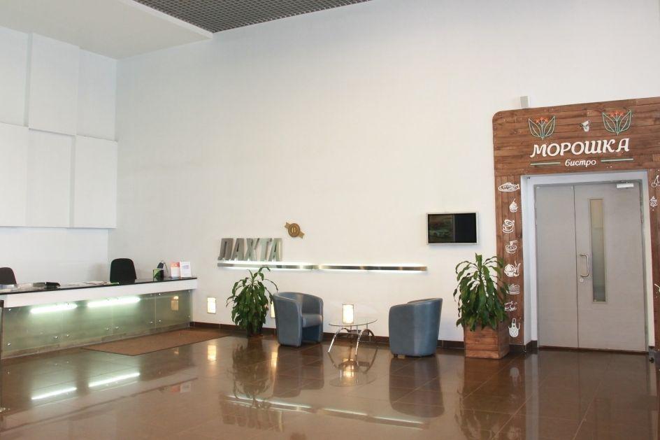 Бизнес Центр Лахта