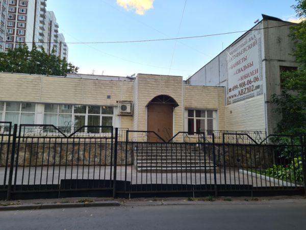 Офисное здание на Алтуфьевском шоссе, 102В