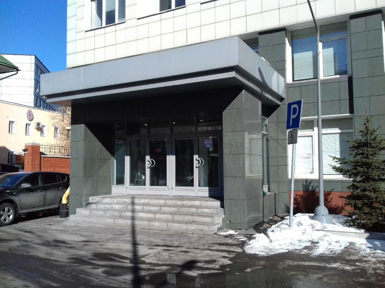 аренда помещений в БЦ Красносельский