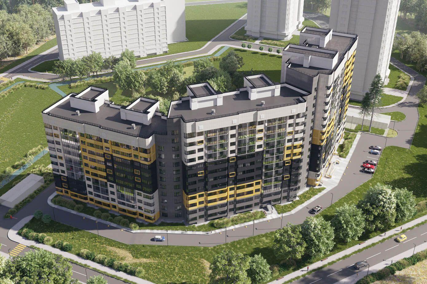 продажа квартир Зеленый остров