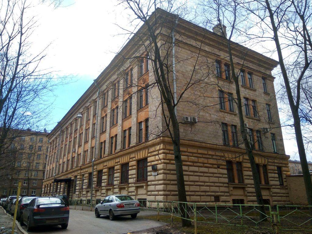 Бизнес Центр на проспекте Юрия Гагарина, 23