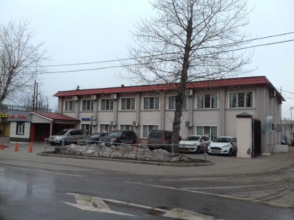 Отдельно стоящее здание в 1-м Проезде Перова Поля, 11А