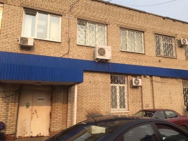 Офисное здание в Калининградском проезде, 1