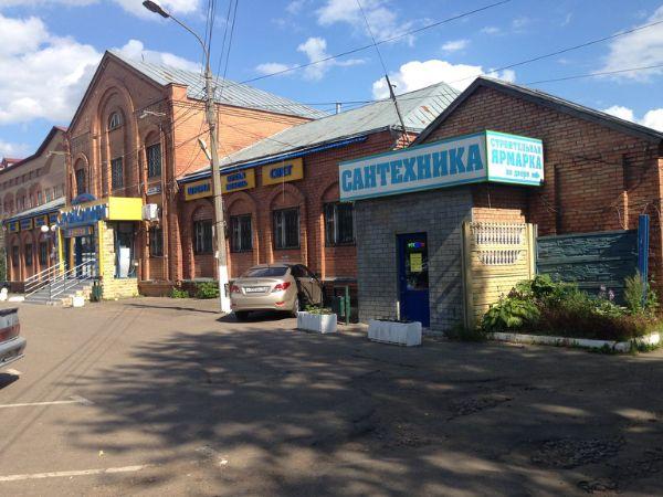 Отдельно стоящее здание на проспекте Красной Армии, 212к1