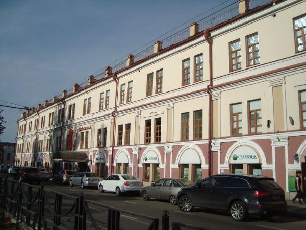 Торгово-офисный комплекс Модная Семья