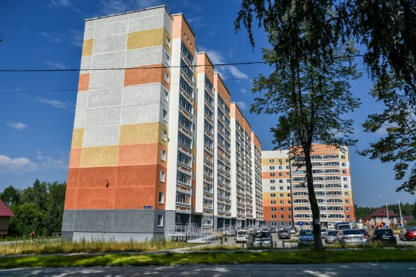 4-я Фотография ЖК «по ул. Менжинского,13»