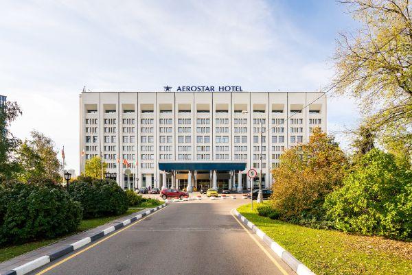 Офисно-гостиничный комплекс Аэростар Плейс