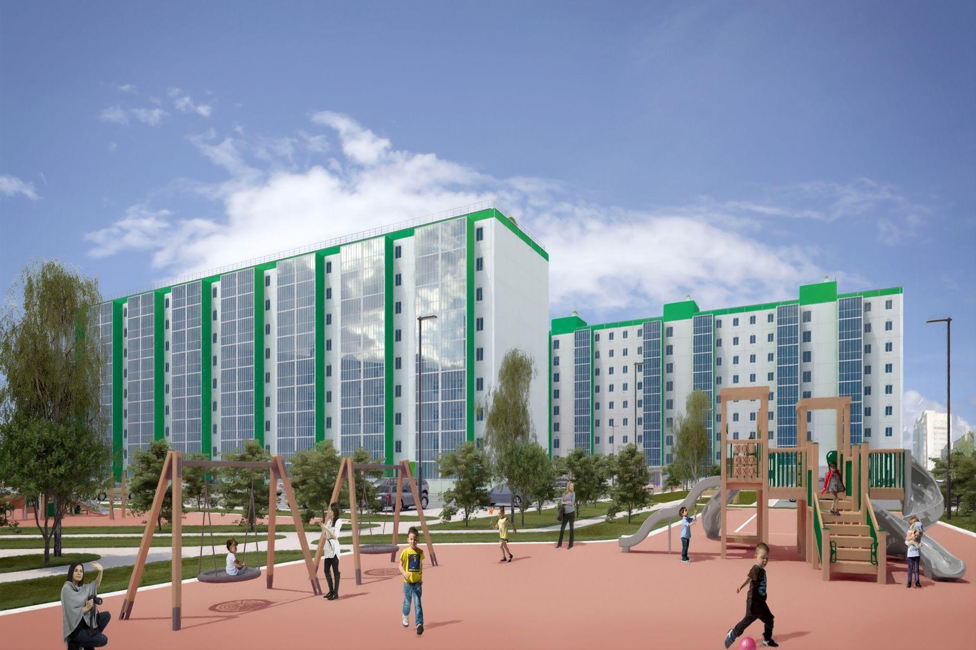 жилой комплекс Грин Парк