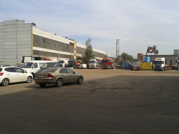 Офисно-производственный комплекс на Коммунальном проезде, 12