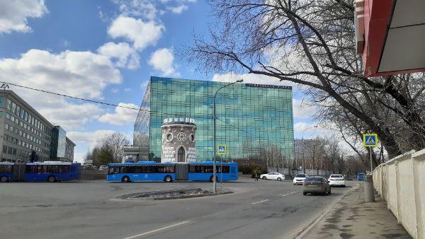 Бизнес-центр Верейская Плаза II