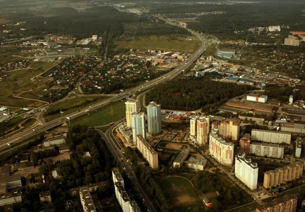 фото ЖК Ильинский парк