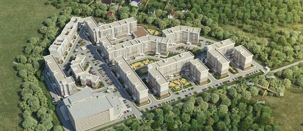 жилой комплекс Николин Парк