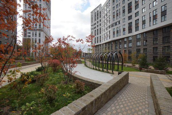 1-я Фотография ЖК «Garden Park Эдальго (Гарден Парк Эдальго)»