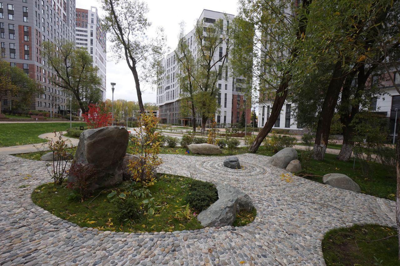 купить квартиру в ЖК Garden Park Эдальго (Гарден Парк Эдальго)