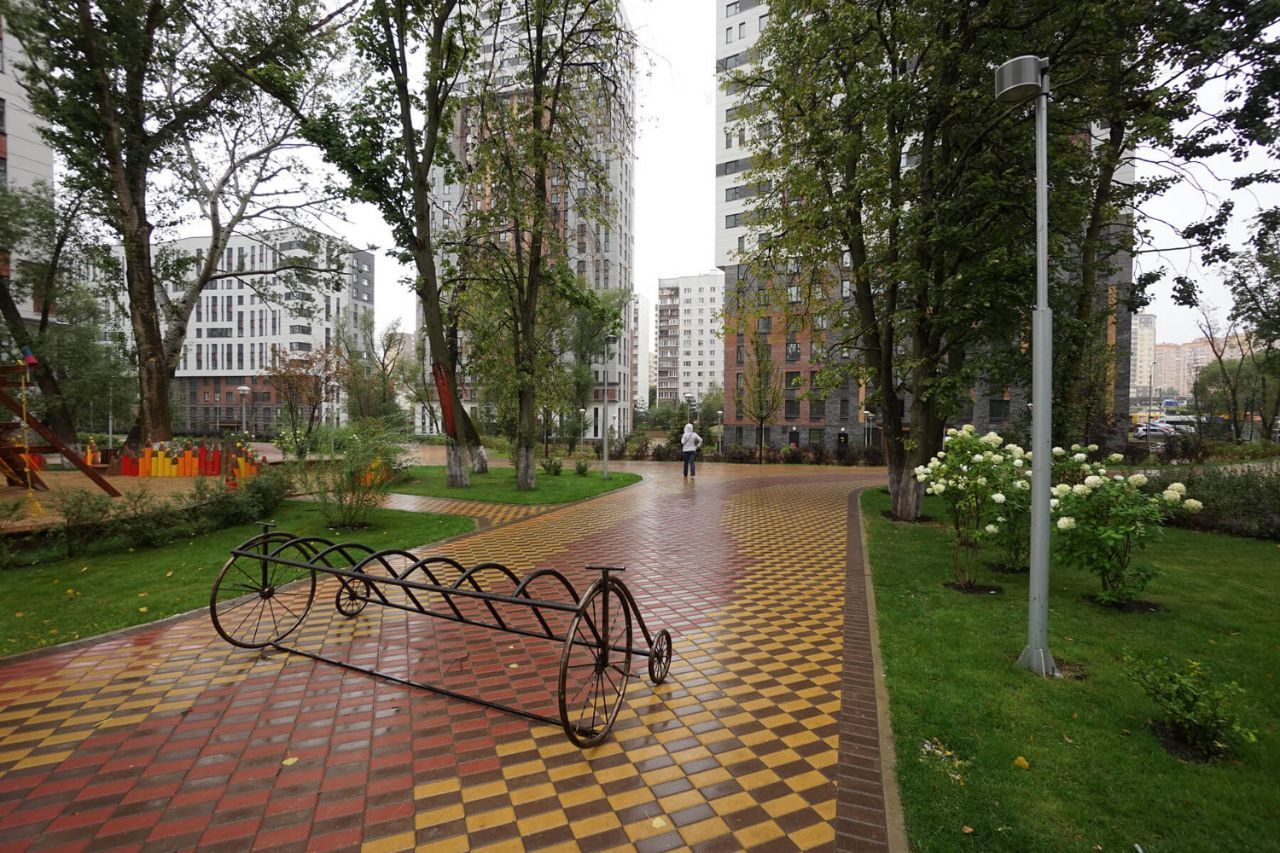 жилой комплекс Garden Park Эдальго (Гарден Парк Эдальго)