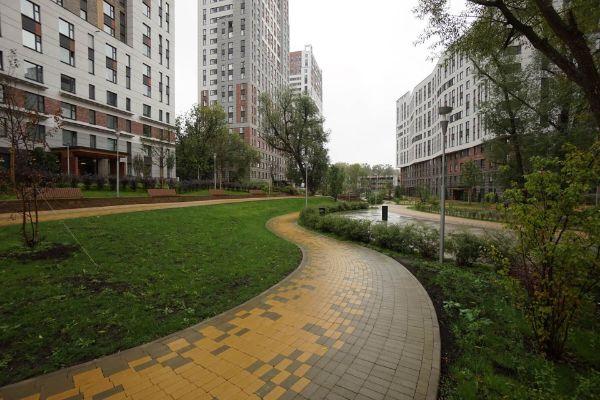 2-я Фотография ЖК «Garden Park Эдальго (Гарден Парк Эдальго)»