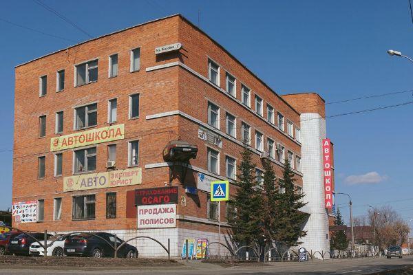 Многофункциональный комплекс на ул. Болейко, 2А