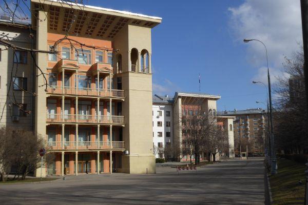 Бизнес-центр Ленинский 42