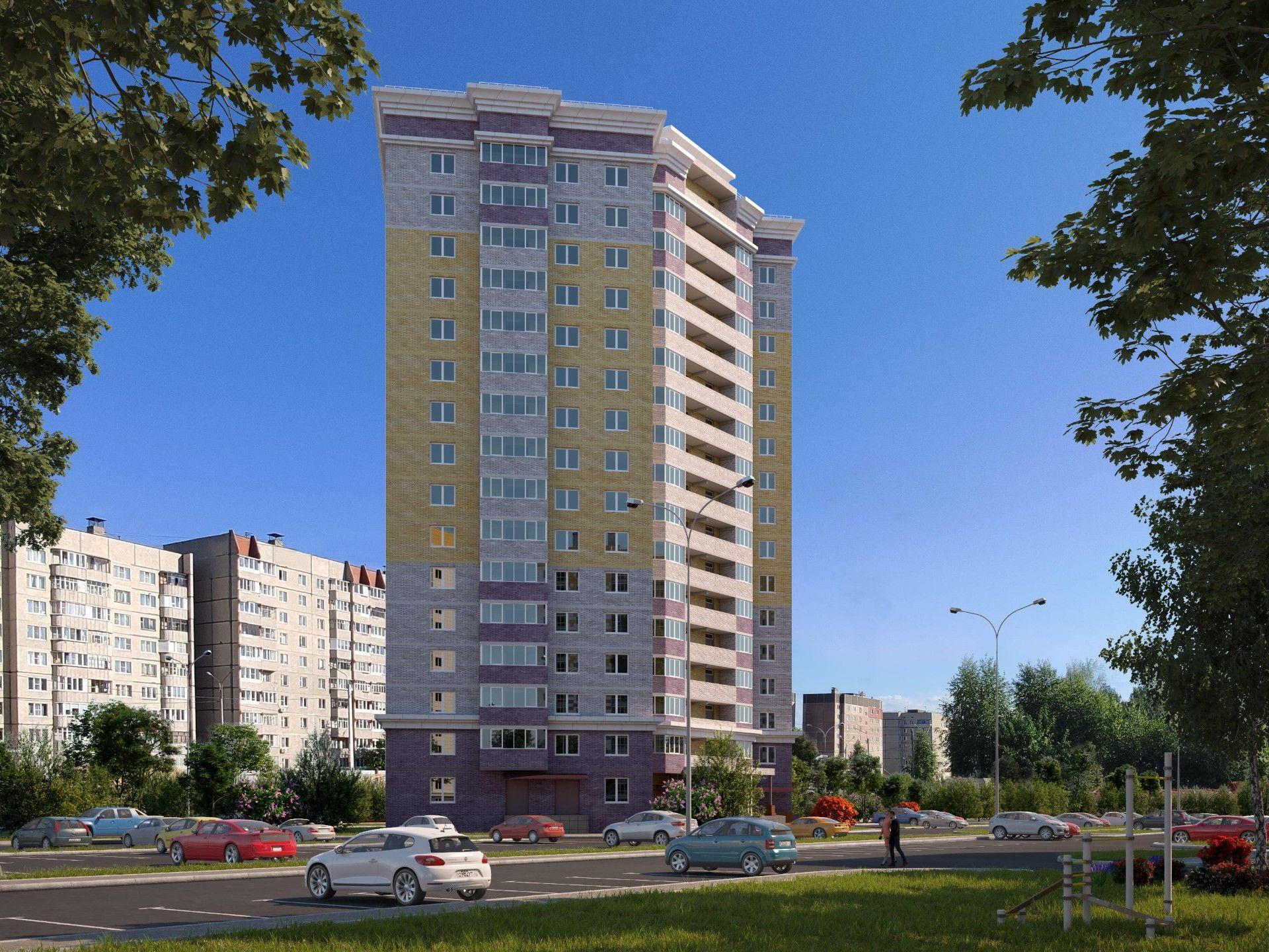 жилой комплекс Никольский