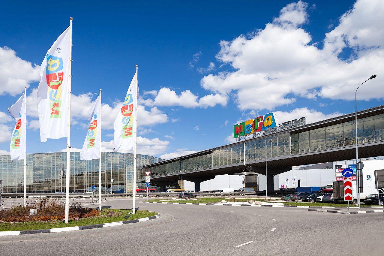 Торгово-развлекательном центре МЕГА Белая Дача