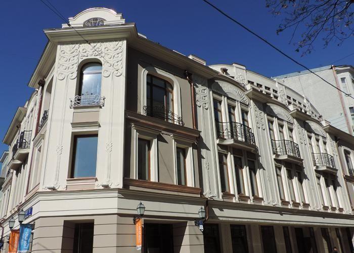жилой комплекс Плотникоff