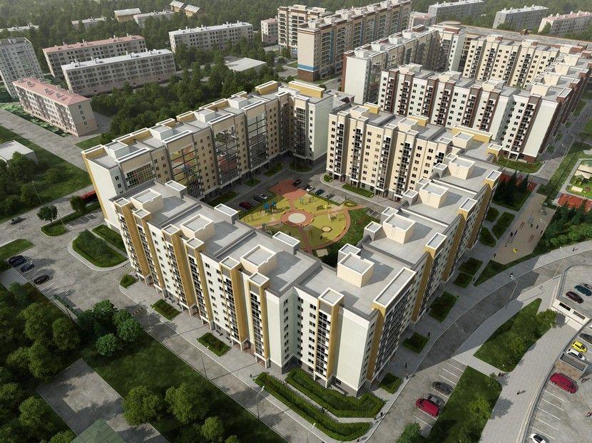 жилой комплекс Сокольники