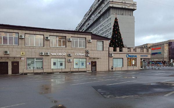 Бизнес-центр Серпуховской Двор на Тульской