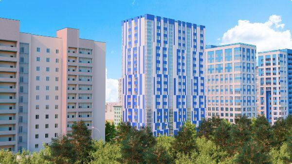 2-я Фотография ЖК «Новая Высота»