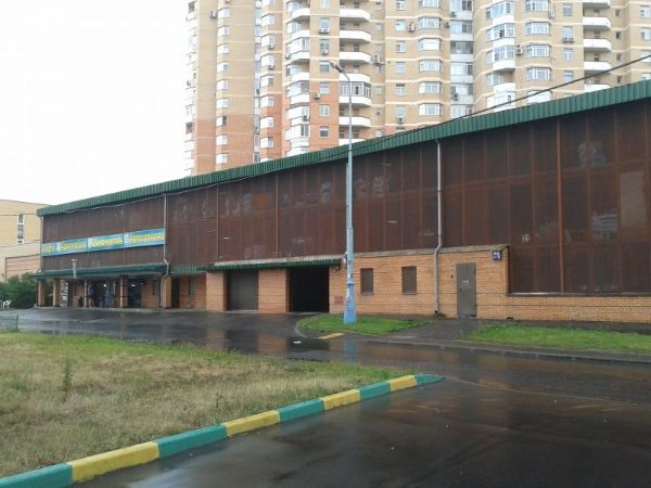 Офисно-производственный комплекс на ул. Лобачевского, 92к5