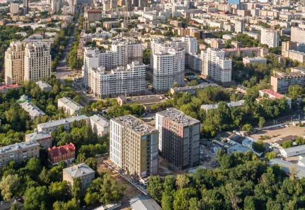 фото ЖК Апартаментный комплекс Level Донской (Левел Донской)