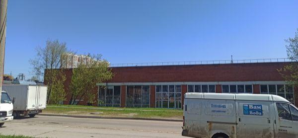 Офисно-складской комплекс в 1-м Котляковском переулке, 13
