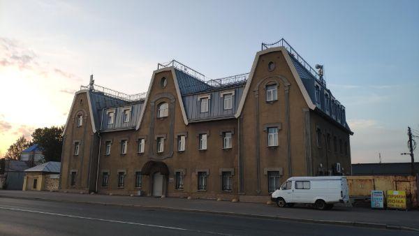 Офисно-складской комплекс на Октябрьской набережной, 104к1П