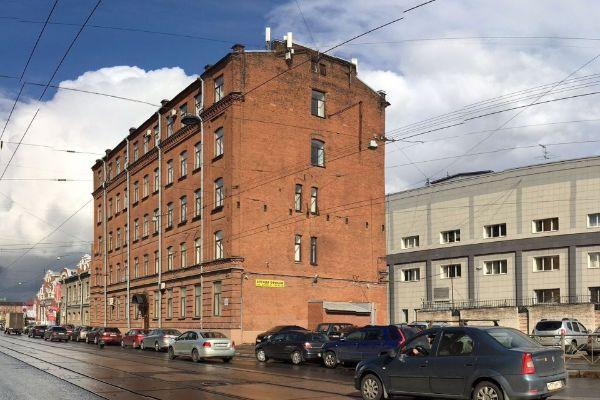 Офисное здание на Кондратьевском проспекте, 15А