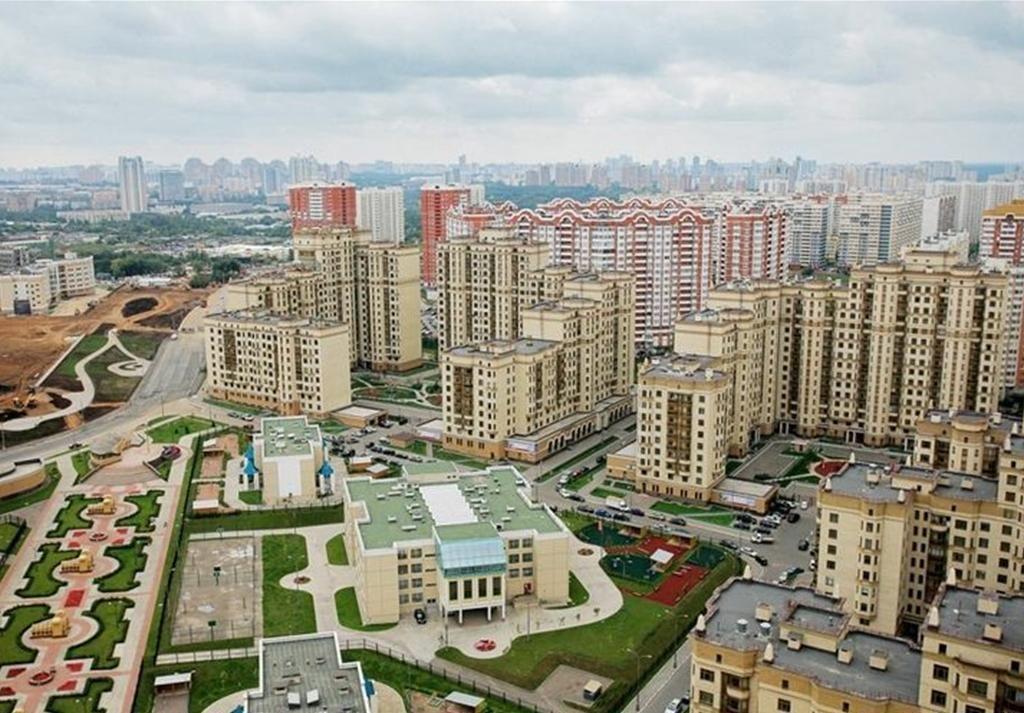 купить квартиру в ЖК Квартал Шуваловский