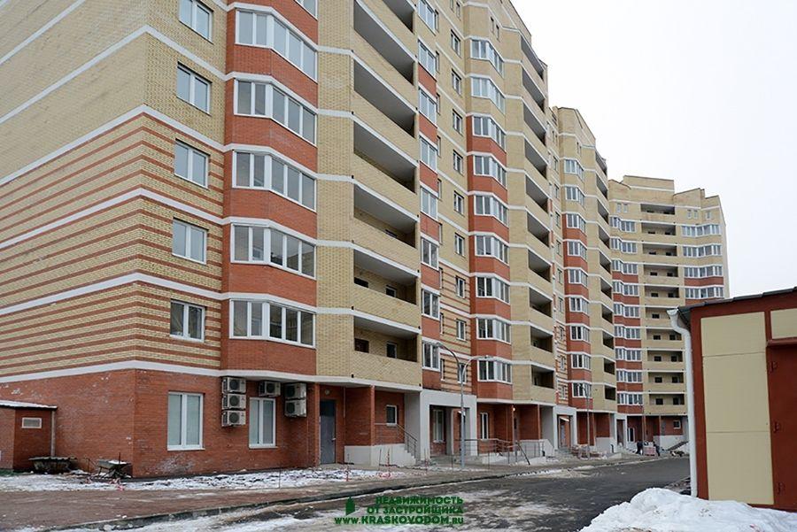 купить квартиру в ЖК Красково-Парковый