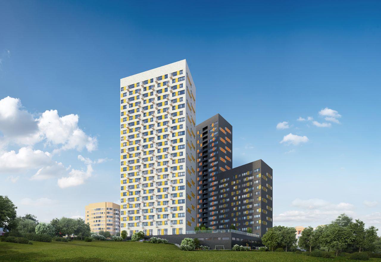 жилой комплекс Доломановский