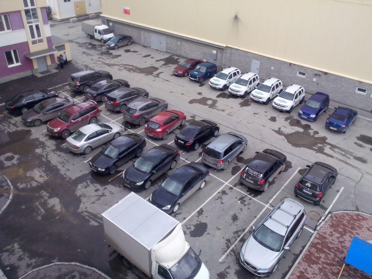 аренда помещений в БЦ Технопарк на Монтажников