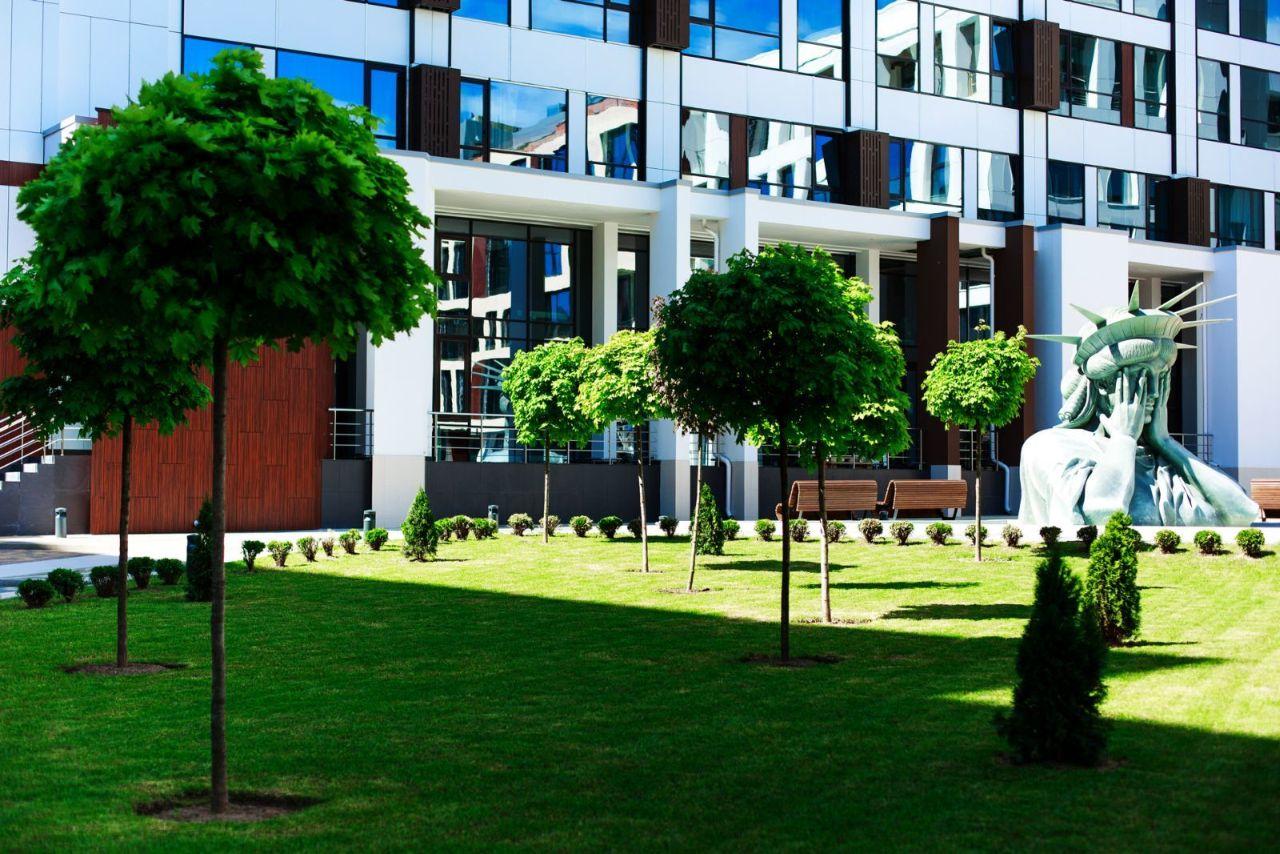 продажа квартир TriBeCa APARTMENTS (Трайбека Апартментс)