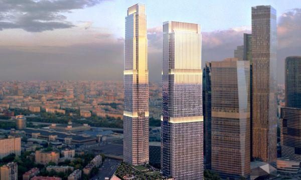 Многофункциональный комплекс Neva Towers (Нева Тауэрс)