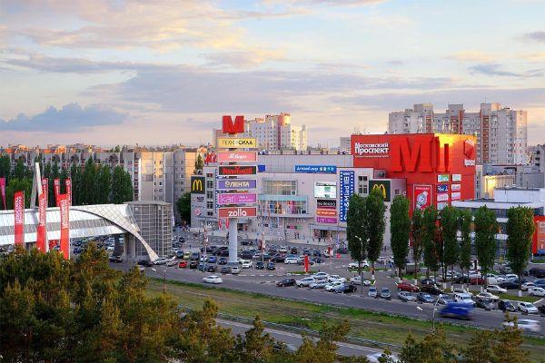Торгово-развлекательный центр Московский проспект