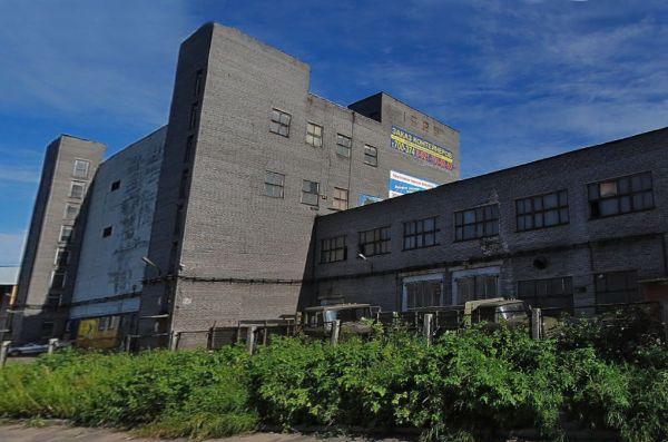 Производственно-складской комплекс Аквилон