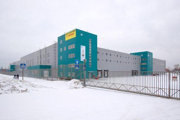 Складской комплекс Лобня логистик центр
