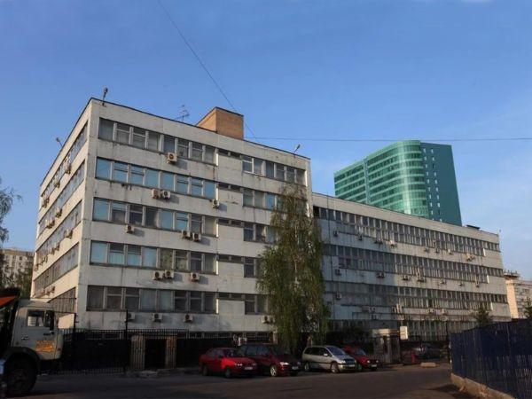 Бизнес-центр на ул. Намёткина, 10А