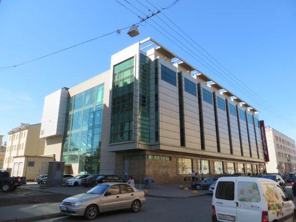 Специализированный торговый центр Платформа
