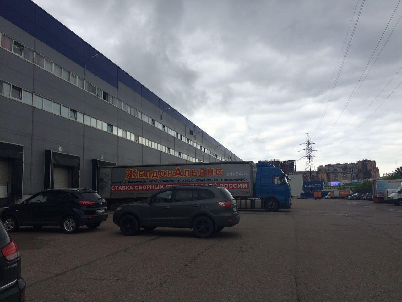 Бизнес Центр Новокосинский терминал