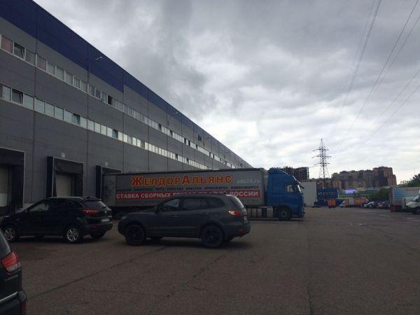 Складской комплекс Новокосинский терминал