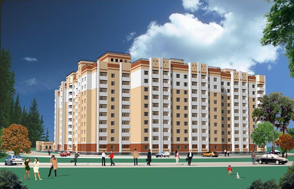 жилой комплекс Веризинский