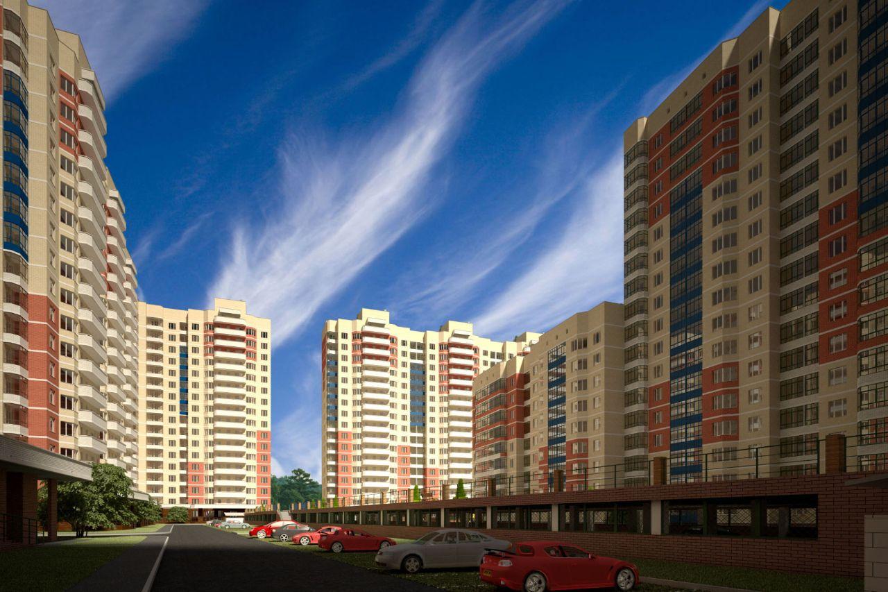 продажа квартир Любимое Домодедово